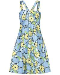 Boutique Moschino Short Dress - Blue