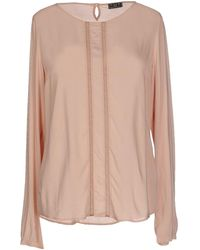 Fred Perry Blouse - Pink