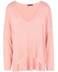 Soallure Pullover - Pink