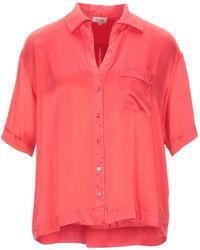 Her Shirt Camisa - Rojo