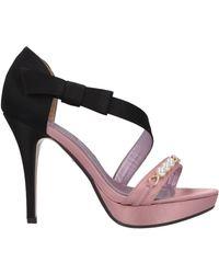 Barbara B Sandals - Pink