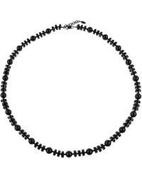 DSquared² Halskette - Schwarz