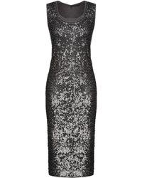 Donna Karan - Vestido por la rodilla - Lyst