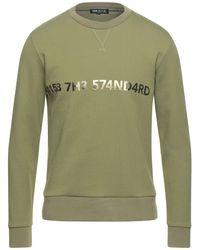 Haus By Golden Goose Deluxe Brand Sweatshirt - Green