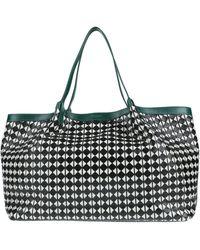 Serapian Shoulder Bag - Green