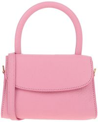 BY FAR Cross-body Bag - Pink