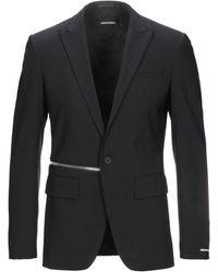 DSquared² Suit Jacket - Black