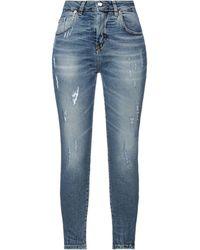 KLIXS Denim Pants - Blue