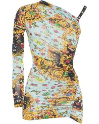 Versace Jeans Couture Bluse - Mehrfarbig