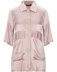 ACTUALEE Hemd - Pink
