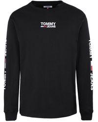 Tommy Hilfiger Camiseta - Negro