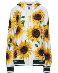 Dolce & Gabbana Sweatshirt - White