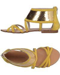 Manufacture D'essai - Sandals - Lyst