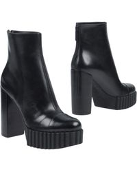 Kendall + Kylie Ankle Boots - Black