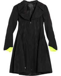 Philipp Plein Overcoat - Black