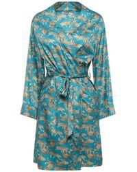 Verdissima Peignoir ou robe de chambre - Bleu