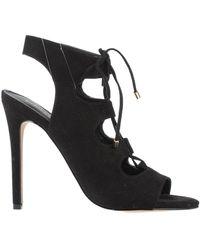 Primadonna Sandals - Black