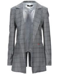 DIVEDIVINE Suit Jacket - Gray