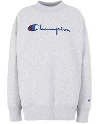 Champion Sweatshirt - Grey