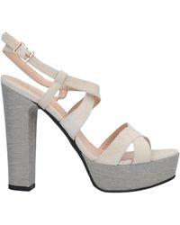 SORELLE PEREGO Sandals - White