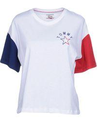 Hilfiger Denim | T-shirts | Lyst