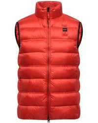 Blauer Down Jacket - Orange