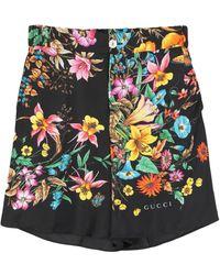 Gucci Bermuda Shorts - Black