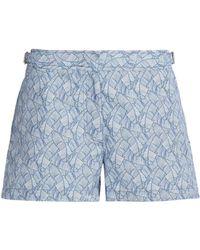 Orlebar Brown Shorts - White