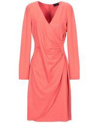Emporio Armani Knee-length Dress - Pink