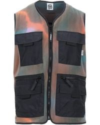 LIFE SUX Jacket - Multicolour