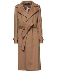 FEDERICA TOSI Overcoat - Natural