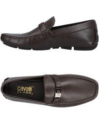 Class Roberto Cavalli Loafer - Brown