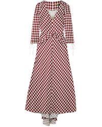Hellessy Midi Dress - Multicolour