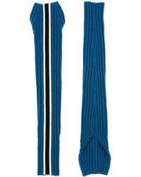 CALVIN KLEIN 205W39NYC Stulpen - Blau