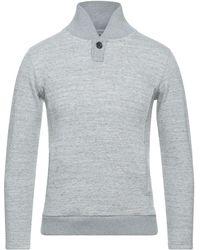 Blue Blue Japan Sweatshirt - Gray