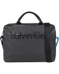 Calvin Klein - Bolsos de trabajo - Lyst