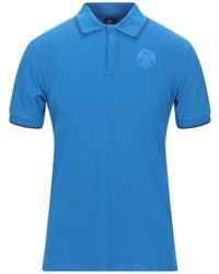 North Sails Poloshirt - Blau