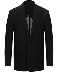 Maurizio Miri Suit Jacket - Black