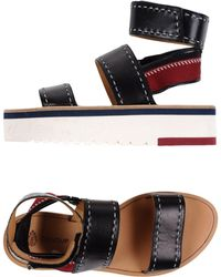 Dondup Sandals - Black