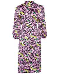 Marni Knee-length Dress - Pink