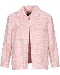 History Repeats Suit Jacket - Pink