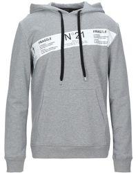 N°21 Sweat-shirt - Gris