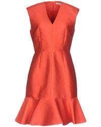 Carven Vestito corto - Multicolore
