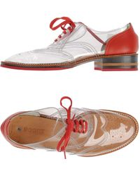 Zucca - Lace-up Shoe - Lyst
