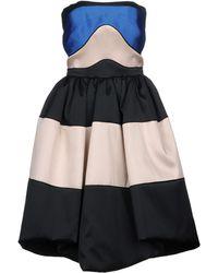 Io Couture - Short Dresses - Lyst