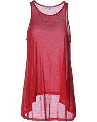 Dondup Vest - Red