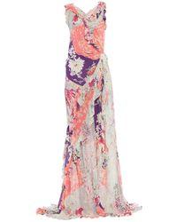 Etro 3/4 Length Dress - Multicolor