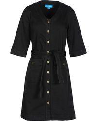 M.i.h Jeans Short Dress - Black