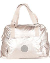 Kipling Travel Duffel Bags - Gray