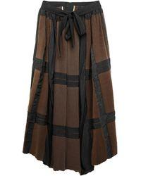 Uma Wang - Falda larga - Lyst